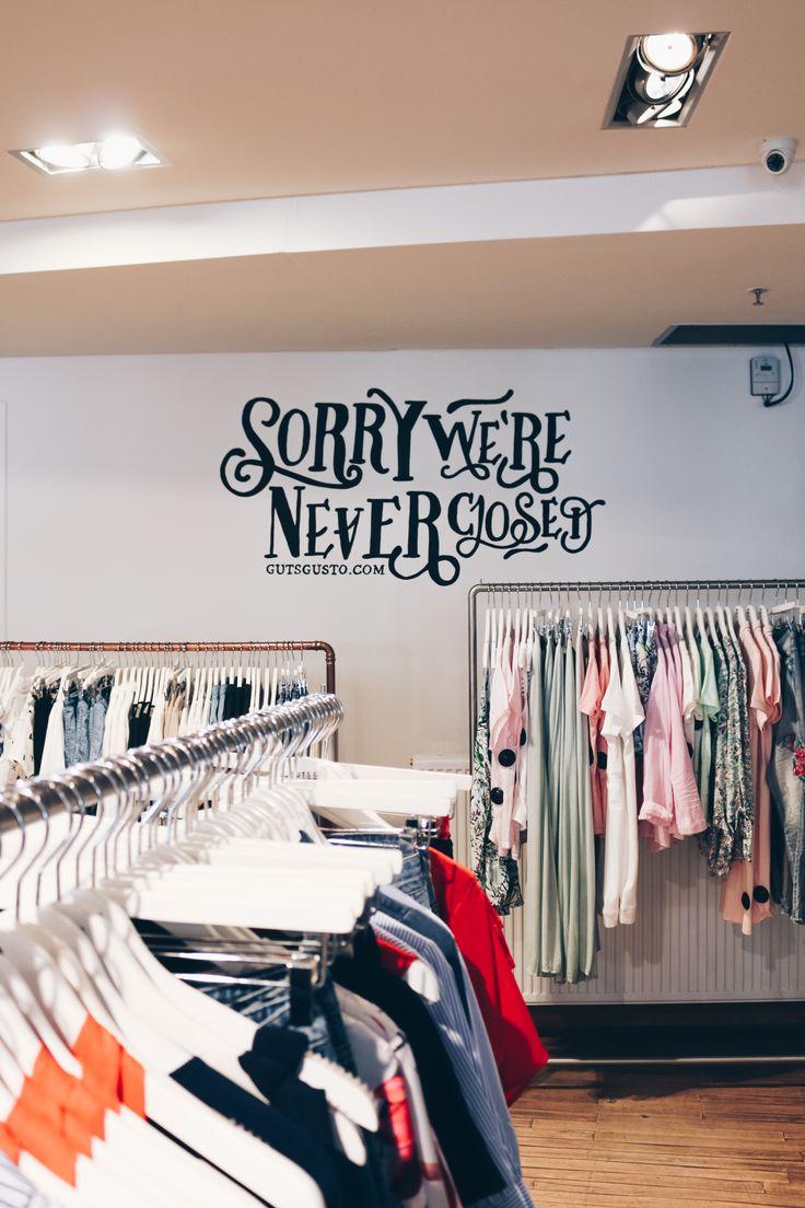 Re-opening store Arnhem! #gutsgusto #arnhem #netherlands #store #shopping #holland #interior #shoppingday #city #fashion #photography