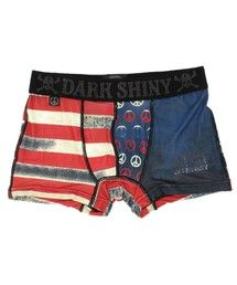 DARK SHINY(ダークシャイニー)のDARK SHINY / Men's Boxer Pants Brief The Stars and Stripes_kbi(ボクサーパンツ)