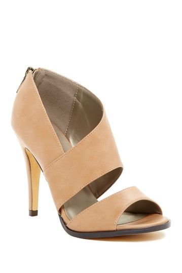 Lovely Peep Toe Heel by Michael Antonio on @nordstrom_rack