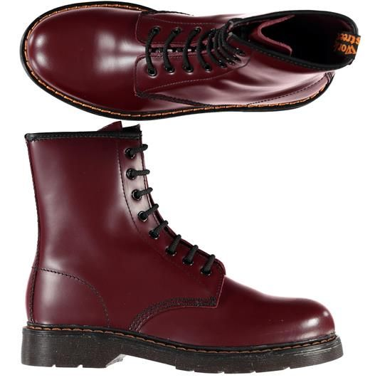 Scarponcino stringato Work Street. Disponibile in 2 varianti colore - € 69,00 scontate del 13% le paghi solo € 59,90 | Nico.it - #boots #shoes #scarpe #stivali #musthaves #fall_musthaves #aw14 #womenboots