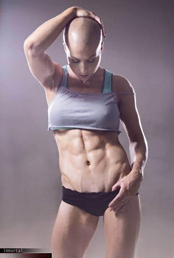 how to get a fitness girl body