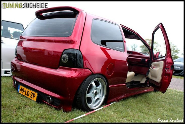 Renault Twingo - AUTO - CAR - AUTOMOVIL - TUNING - Modificado - BORDO @MALBRAN