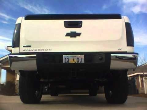 2011 Silverado Exhaust (Flowmaster Super 10)