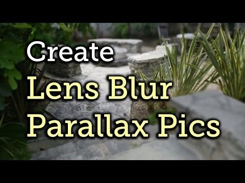How to Turn Your Google Camera Lens Blur Photos into Parallax Images « Android :: Gadget Hacks
