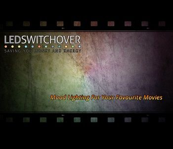 How to get the right mood lighting for your favourite films http://blog.ledswitchover.com/mood-lighting-for-your-favourite-movies