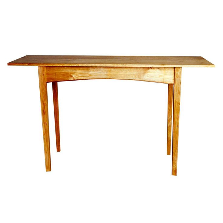 Silver Wattle Console Table by Anton Gerner - bespoke contemporary furniture melbourne