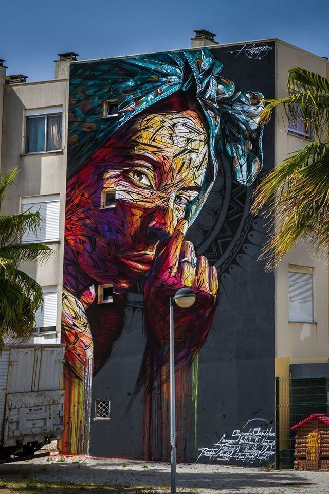 Hopare, le jeune virtuose du street art français