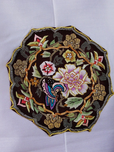 Korean Embroidery