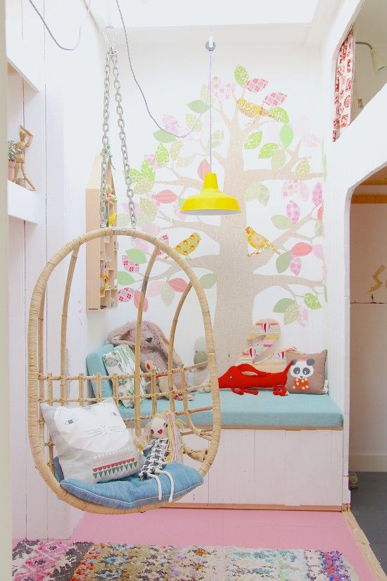 #Pastel #kids #hangingegg | By Avenue Lifestyle