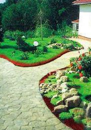 Бетонные полы, наливные полы, спортивные покрытия, декоративный бетон, садовые…