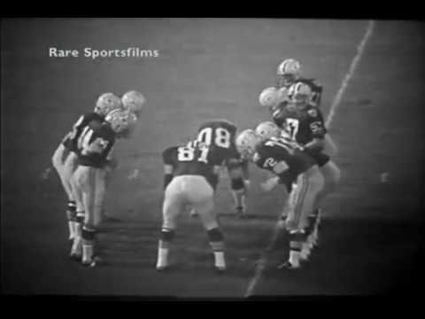 1969 08 15 Chicago Bears vs Green Bay Packers Preseason Game
