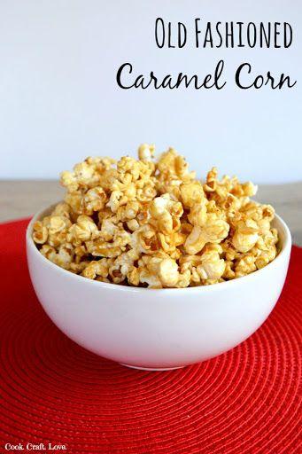 Old Fashioned Caramel Corn Recipe   Yummly