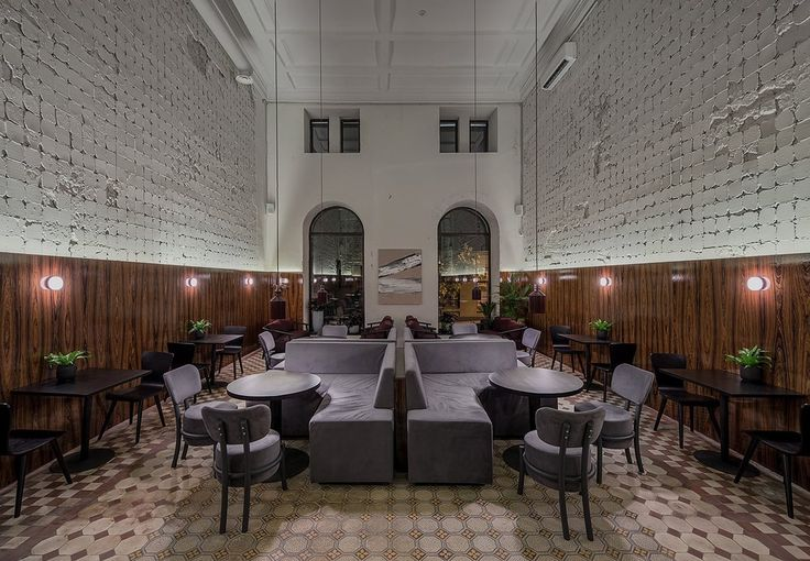 4CITY space in Odessa by 2B.group  http://mindsparklemag.com/design/4city-space-odessa/