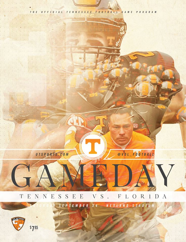 The 2016 @UTSports Football Gameday Program vs. Florida includes a feature on how Tennessee and Florida became such fierce rivals.