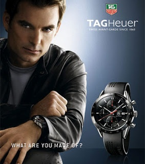 Jeff Gordon TAG Heuer ad