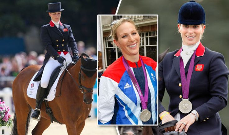 ZARA TINDALL confirmed to Express.co.uk she will try-out for Team GB to join them at the 2020 Tokyo Olympics.