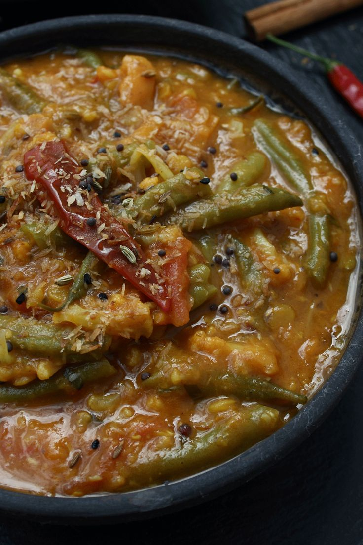 Keralan Vegetable Sambar