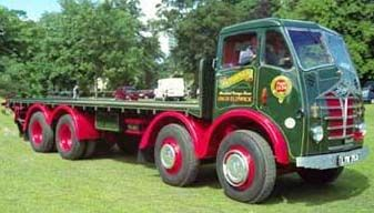 Foden Truck. Foden Trucks was a British truck and bus manufacturing company which has its origins in Sandbach, Cheshire in 1856