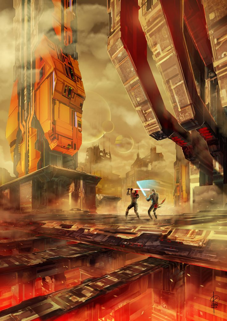 'Star Wars Tribute' by Luca Pavan 1st place  Project Design Contest 3 Sci-Fi Edition 2013