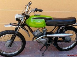 Moto Guzzi dingo cross50 prima serie
