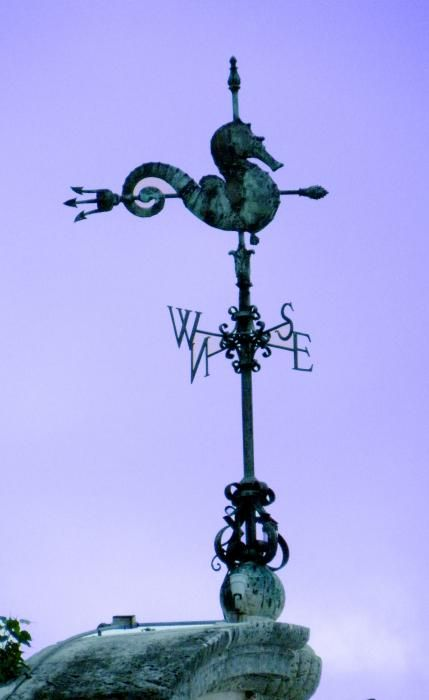 seahorse weathervane...for my seaside home...one day