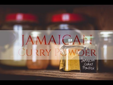 YouTube Jamaican curry powder