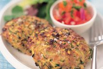 Turkey burgers – Recipes – Slimming World
