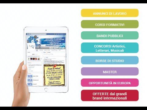 FVJOB Guida alla ricerca di lavoro in Friuli Venezia Giulia - YouTube
