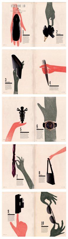 Art Direction by Rebecca Chew   Trendland: Fashion Blog & Trend Magazine