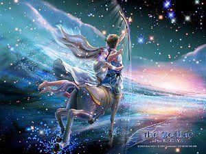 The Zodiac : Kagaya Fantasy Art