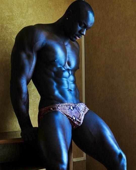 Black Guys Naked