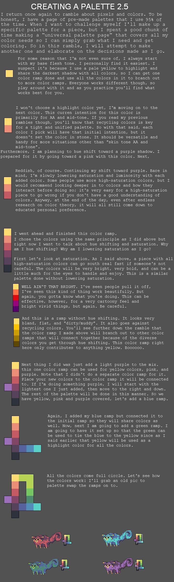 Pixel Joint Forum: Various Pixel Tutorials