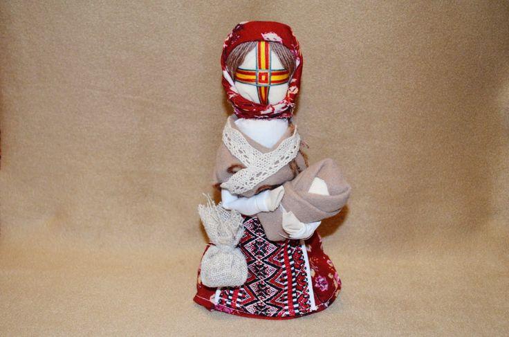 Кукла мотанка Берегиня ❀