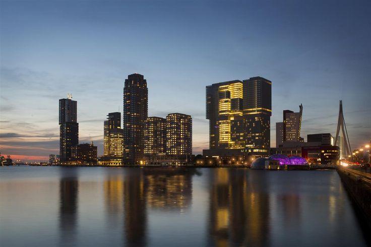 Boston & Seattle - Rotterdam, prijs €258.900,- tot  €550.000,-, woonoppervlakte 83 m² tot 114 m². De woontorens van 75 meter hoog liggen op een waanzinnig aantrekkelijke plek met uitzicht op de Rijnhaven. In het ontwerp is deze kwaliteit maximaal benut. Door de grote raampartijen en goede buitenruimtes geniet iedereen straks van een mooi uitzicht op het water en de stad. Verder heeft in de ontwikkeling een optimale zon-oriëntatie de onverdeelde aandacht gehad en is hoog ingezet op…