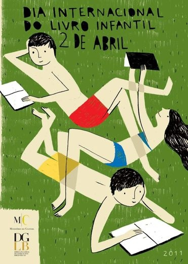 Planeta TanGERINA - Dia Mundial do Livro Infantil