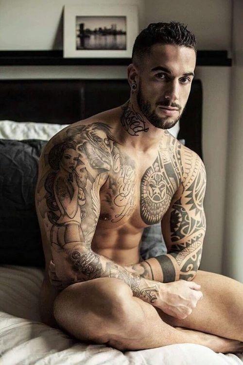 gay sex escort tattoo