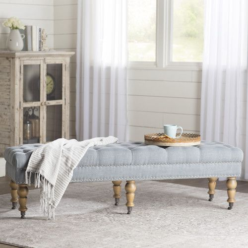 Found it at Wayfair - Ambrine Upholstered Bedroom Bench