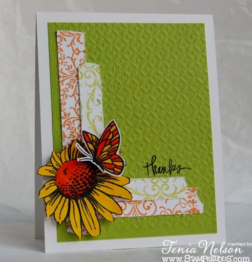 114 best available at michaels stores images on pinterest daisy thanks perfectly clear stamps by stampendous available michaels stores by tenia nelson m4hsunfo
