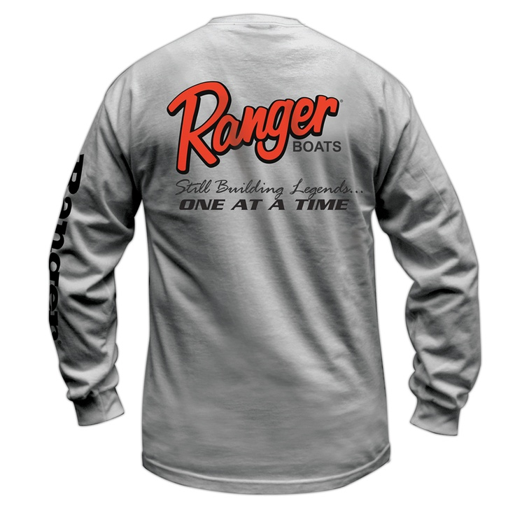 My new RANGER Boat gear!!! :)