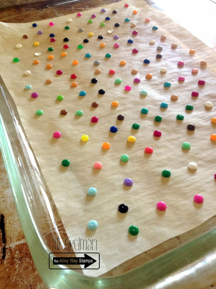 Creations by Alison. How-to video for making enamel dots. Don't miss this one!