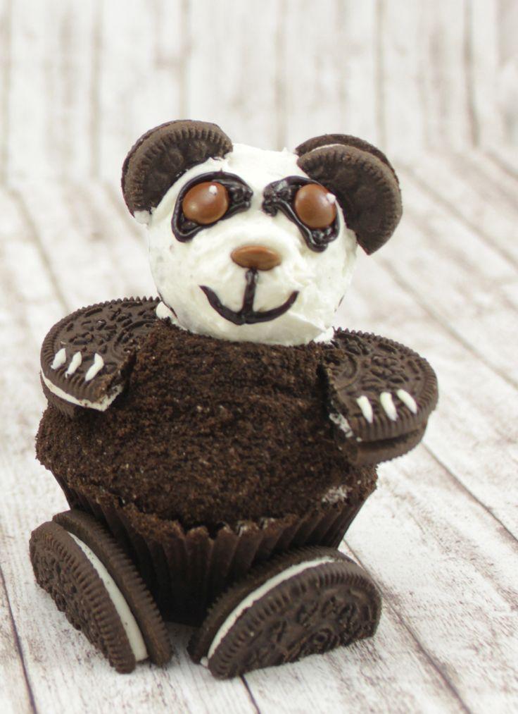 Oreo-Pandas – nicht nur bei Kindern ein Hit von amerikanisch-kochenDE