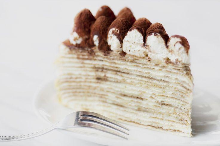 Блинные торты | Ζωή με γεύση