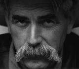 Sam Elliot~a true talent plus one of the very few truly good looking actors out there....& that VOICE!!!!