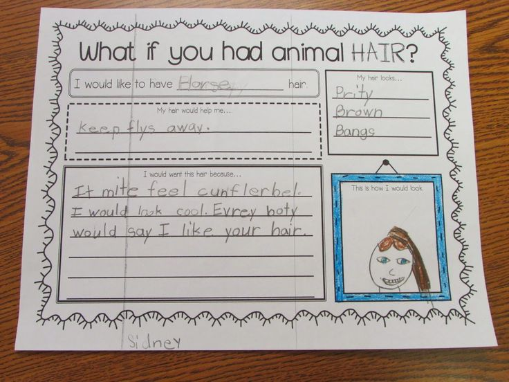 the elementary darling  animal me  a writing and craft