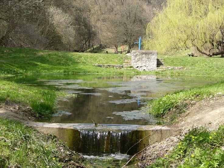 Koloska patak Balatonfüred