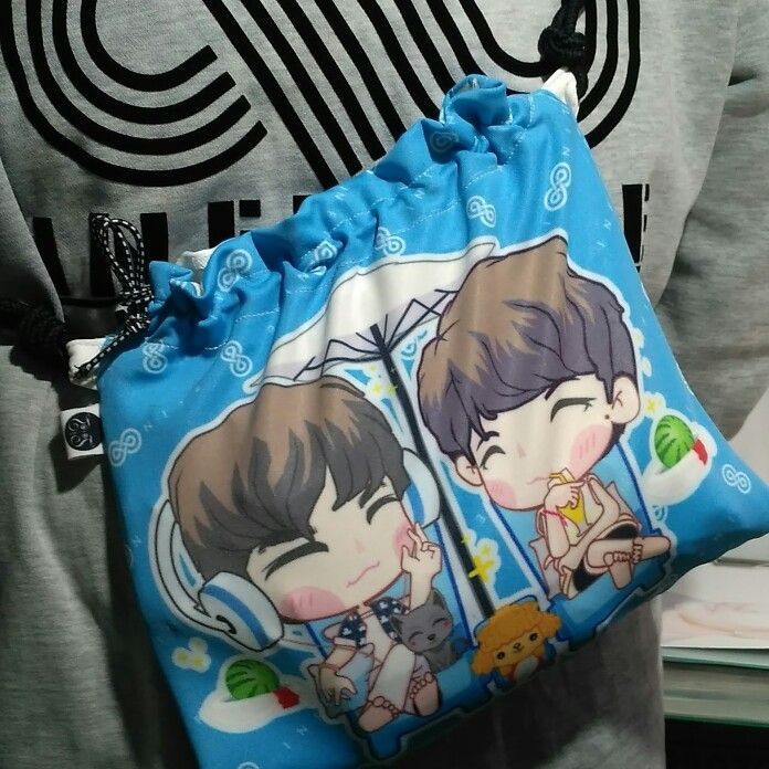 Sling Bag Serut .. INFINITE That Summer Concert 3 .. Ready to order ^___^ (size: 30x25cm)