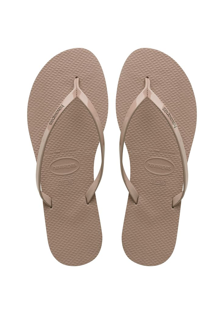 Havaianas You Metallic Sandal Rose Gold  Price From: 50,54$CA