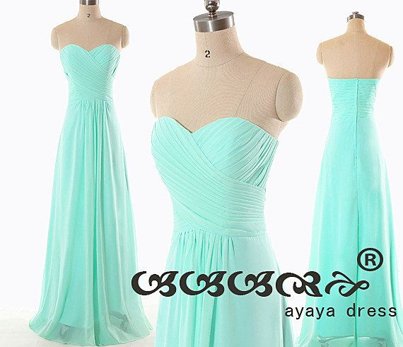 Hey, I found this really awesome Etsy listing at https://www.etsy.com/listing/214761668/long-bridesmaid-dress-chiffon-prom
