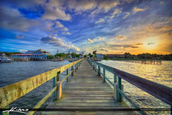 Photos from Sebastian Florida during my recent trip May 2015 to Indian River County. HDR image tone mapped in Photomatix Pro and Topaz software.