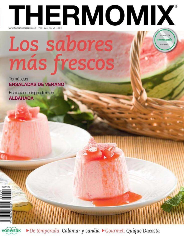 Revista thermomix nº69 los sabores más frescos